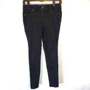 Blue Spice Black Skinny Jeans